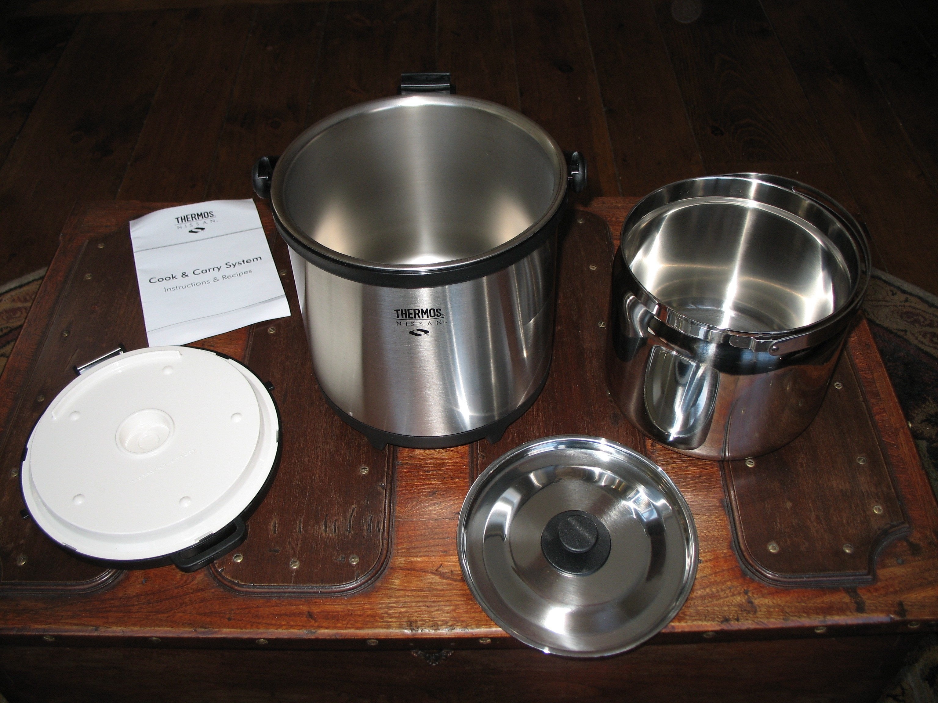 Cooking Beans in the Thermos Cook and Carry Thermal Cooker ...
